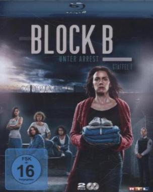 Block B - Unter Arrest, 2 Blu-ray. Staffel.1