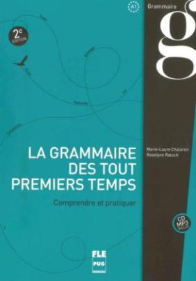 La grammaire des tout premiers temps A1, m. MP3-CD