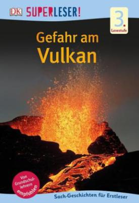 Gefahr am Vulkan