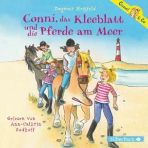 Conni, das Kleeblatt und die Pferde am Meer, 2 Audio-CDs