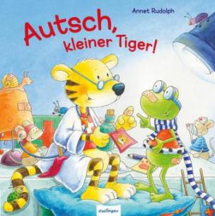 Autsch, kleiner Tiger!