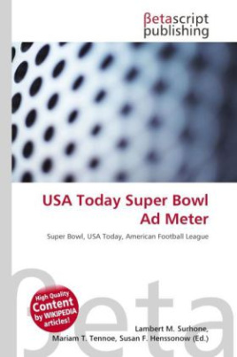 USA Today Super Bowl Ad Meter