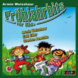 Frühjahrhits für Kids, Audio-CD