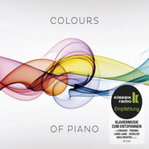 Colours of Piano, 2 Audio-CDs