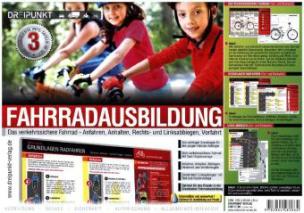 Set Fahrradausbildung, 3 Info-Tafeln