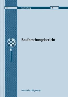 Dauerstandverhalten von Mauerwerk aus Porenbeton-Plansteinen mit Rohdichten kleiner 0,4 kg/cdm. Schlussbericht
