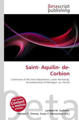 Saint- Aquilin- de- Corbion