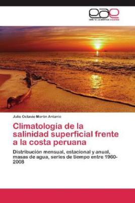 Climatología de la salinidad superficial frente a la costa peruana