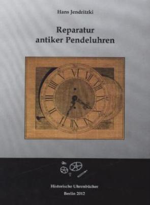 Reparatur antiker Pendeluhren