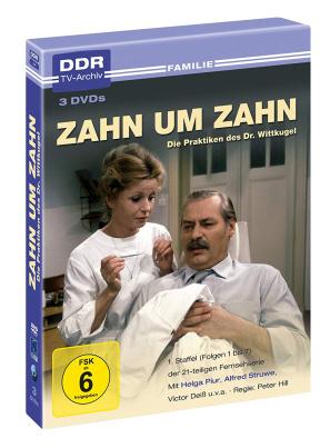 Zahn um Zahn - 1. Staffel (DDR TV-Archiv)