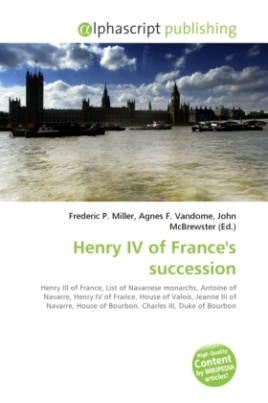 Henry IV of France's succession