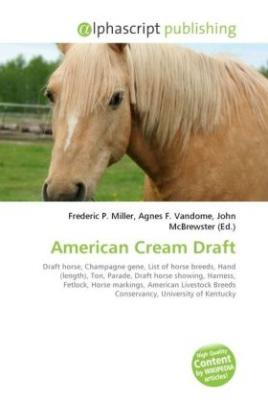 American Cream Draft