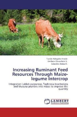 Increasing Ruminant Feed Resources Through Maize-legume Intercrop