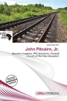 John Pitcairn, Jr.
