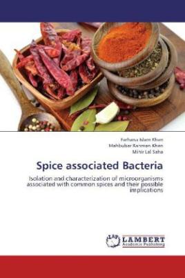 Spice associated Bacteria