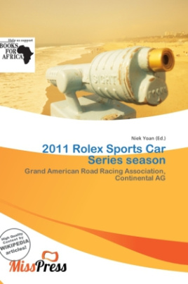 2011 Rolex Sports Car Series season