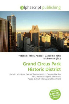 Grand Circus Park Historic District