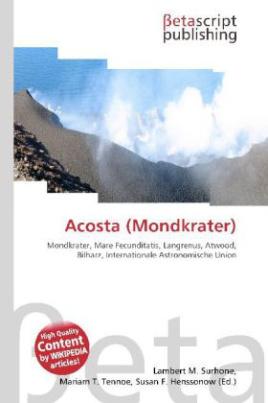 Acosta (Mondkrater)