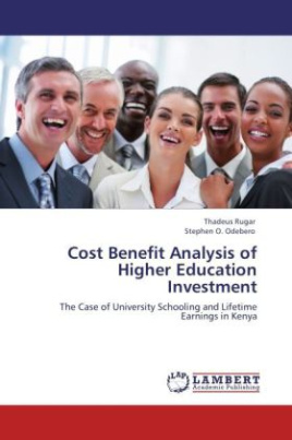 Cost Benefit Analysis of Higher Education Investment