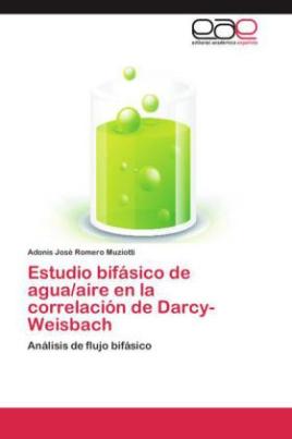 Estudio bifásico de agua/aire en la correlación de Darcy-Weisbach