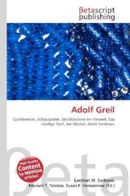 Adolf Greil