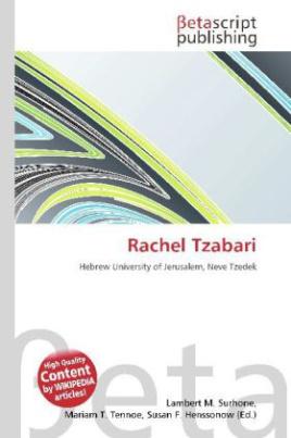 Rachel Tzabari