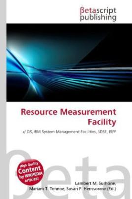 Resource Measurement Facility