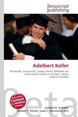 Adelbert Keller