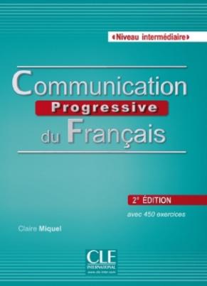 Communication Progressive du Français, Niveau intermédiaire, m. Audio-CD