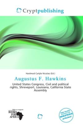 Augustus F. Hawkins