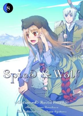 Spice & Wolf. Bd.8