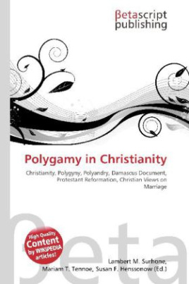 Polygamy in Christianity