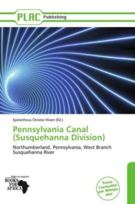 Pennsylvania Canal (Susquehanna Division)