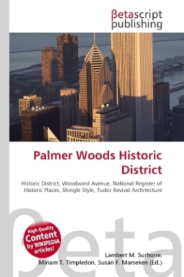 Palmer Woods Historic District