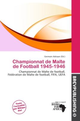 Championnat de Malte de Football 1945-1946