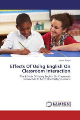 Effects Of Using English On Classroom Interaction