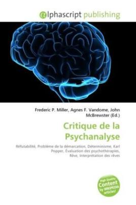 Critique de la Psychanalyse
