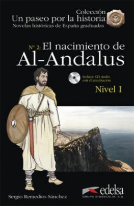 El nacimiento de Al-Andalus, m. Audio-CD