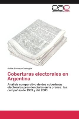 Coberturas electorales en Argentina