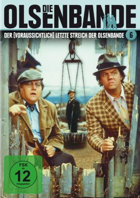 Der (voraussichtlich) letzte Streich der Olsenbande 6 (DVD)