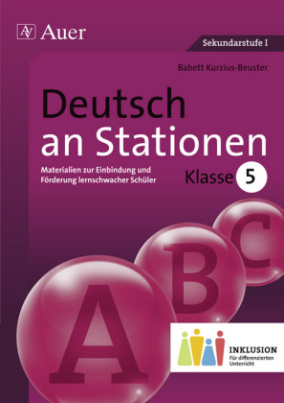 Deutsch an Stationen, Klasse 5 Inklusion