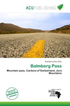 Balmberg Pass