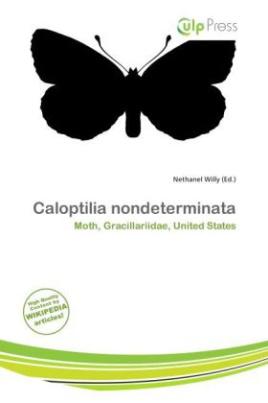 Caloptilia nondeterminata