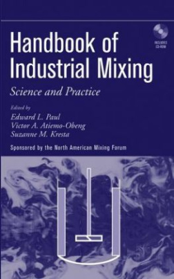 Handbook of Industrial Mixing, w. CD-ROM