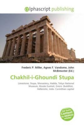Chakhil-i-Ghoundi Stupa