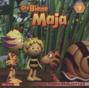 Die Biene Maja (CGI) - Maja feiert Schlüpftag u.a., 1 Audio-CD