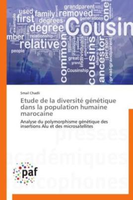 Etude de la diversité génétique dans la population humaine marocaine