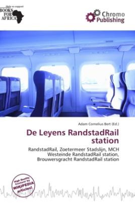 De Leyens RandstadRail station