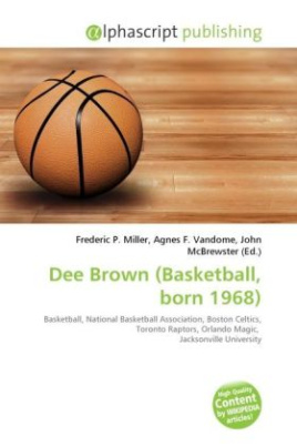 Dee Brown (Basketball, born 1968)