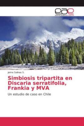 Simbiosis tripartita en Discaria serratifolia, Frankia y MVA
